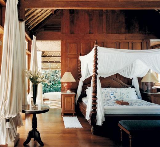 Idea: Elegant Traditional Balinese Bedroom Como Shambhala Estate Bali, Home  Wardrobe, Home Project Part 76