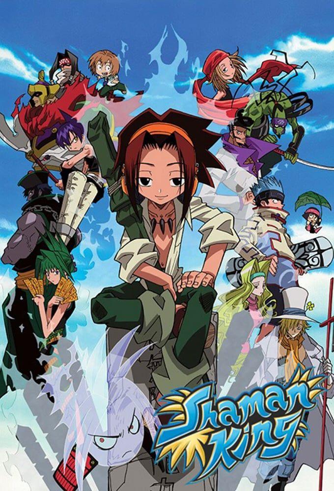 Shaman King Personagens De Anime Anime Naruto Manga