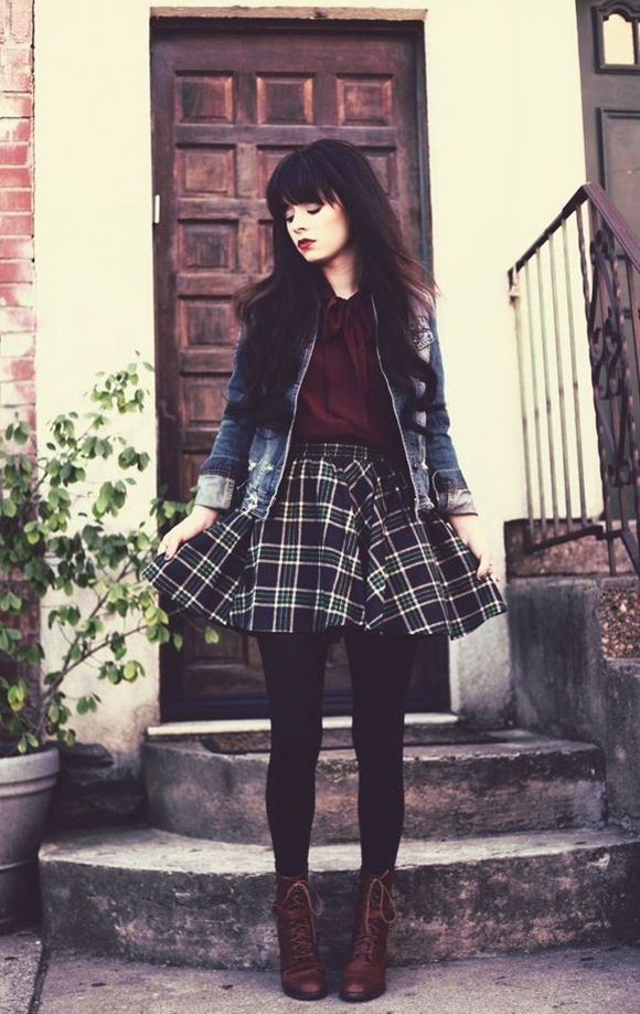 How To Rock 90s Grunge