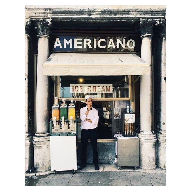Venezia does Americano