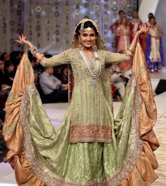 Top 10 Sharara Designs for girls