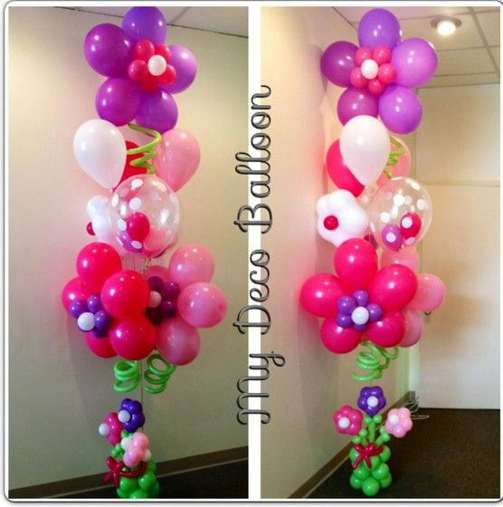 1000+ Ideas About Balloon Bouquet On Pinterest