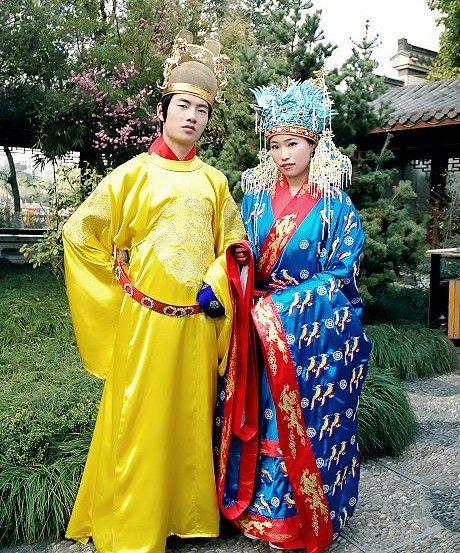 Ming Dynasty royal attire - Hanfu - Wikipedia, the free encyclopedia