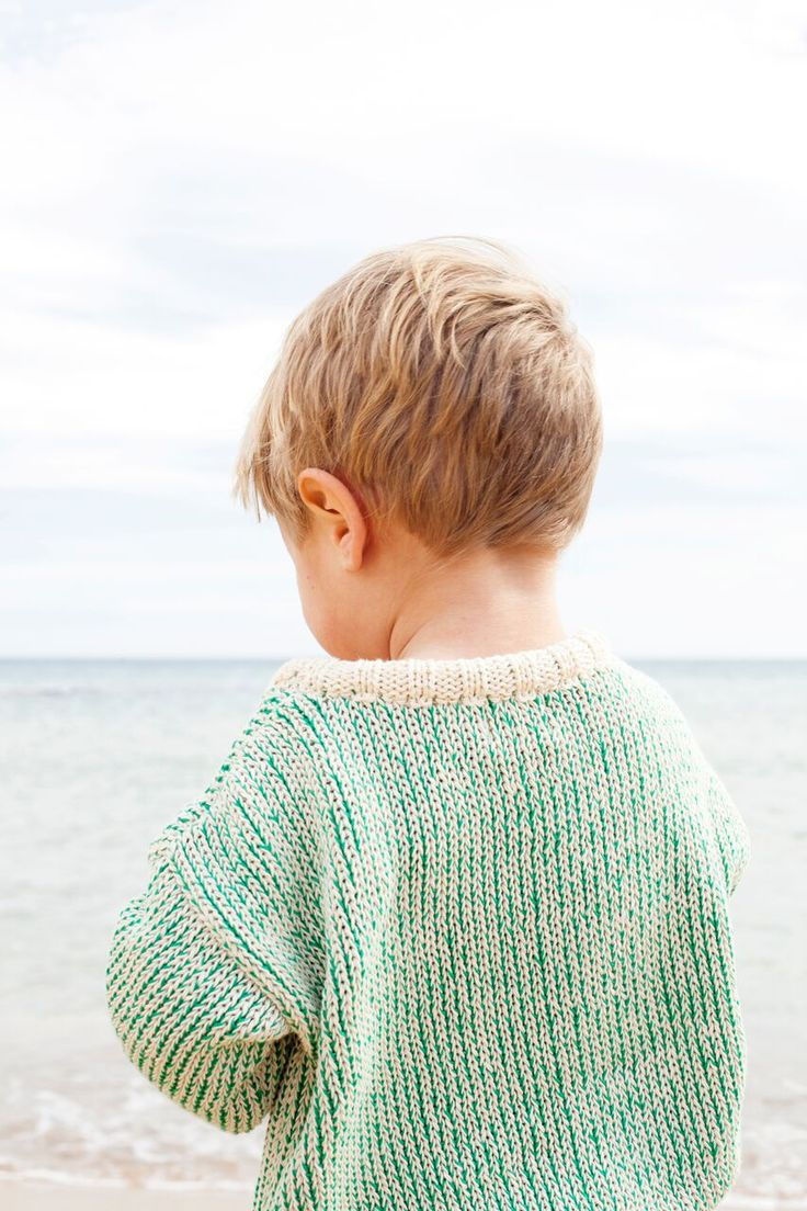 In love with Babaà, quality knitwear for everyday use.
