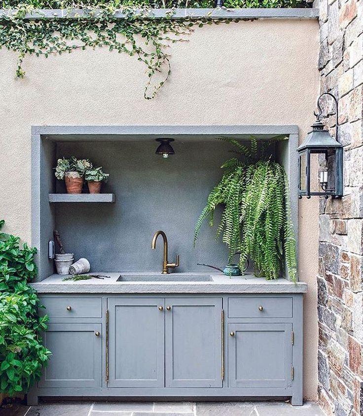 17 Best Ideas About Outdoor Sinks On Pinterest