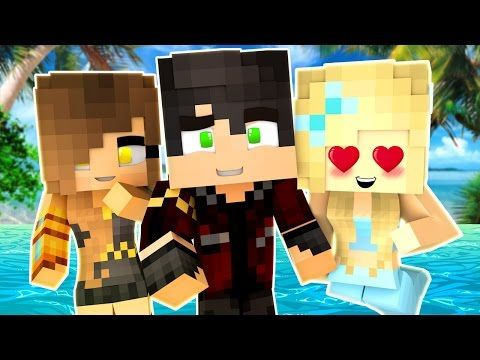Minecraft Babies - WE SAVE A MERMAID FROM HER DEATH! (Minecraft Roleplay) - YouTube