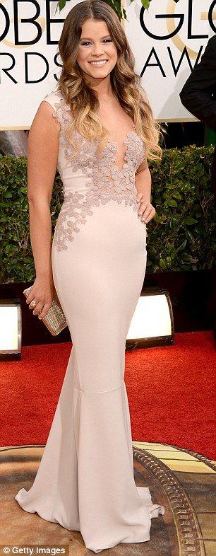 Golden Globe Dresses 2014 Sosie Bacon Rhea Costa ...
