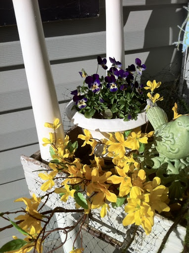 Front Door Decorations For Spring | ... Decorating Decor Decorate: Spring  It On
