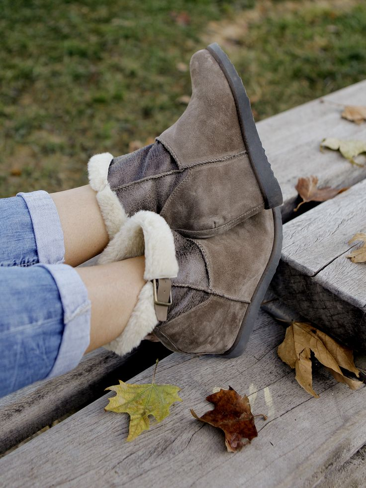 Autumn / Winter New Fred Ankle Boots Collection  www.keepfred.gr