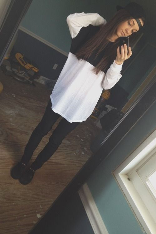Teen fashion. Tumblr fashion