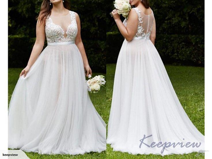 14 besten wedding dresses Bilder auf Pinterest | Hochzeitskleider ...