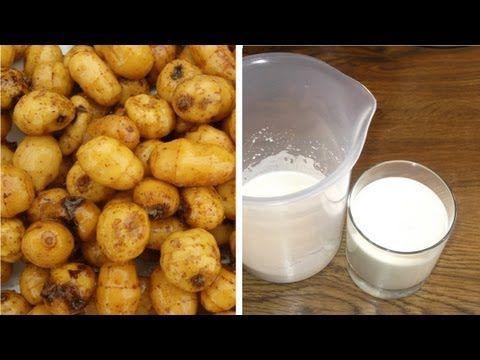 "Ramadan: Kunun Aya ""Tigernuts Milk"" recipe"