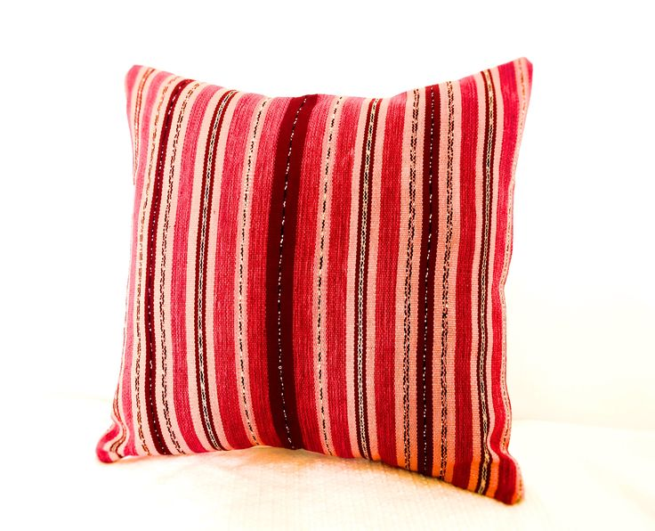 Mayan Motif Bohemian Throw Pillow by HopeandTwine on Etsy