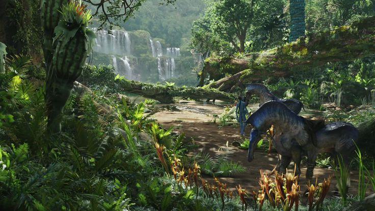 Pandora - James Cameron's Avatar Wiki - Sam Worthington, Zoe Saldana