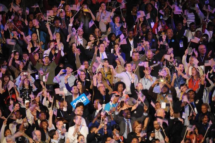 Obama Wins Reelection-Diversity