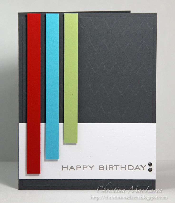 love the color combo and the clean and simple design of this card.