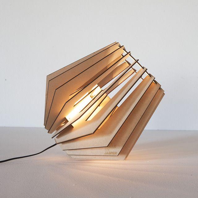 Spot-Nik Laser Cut Lamp