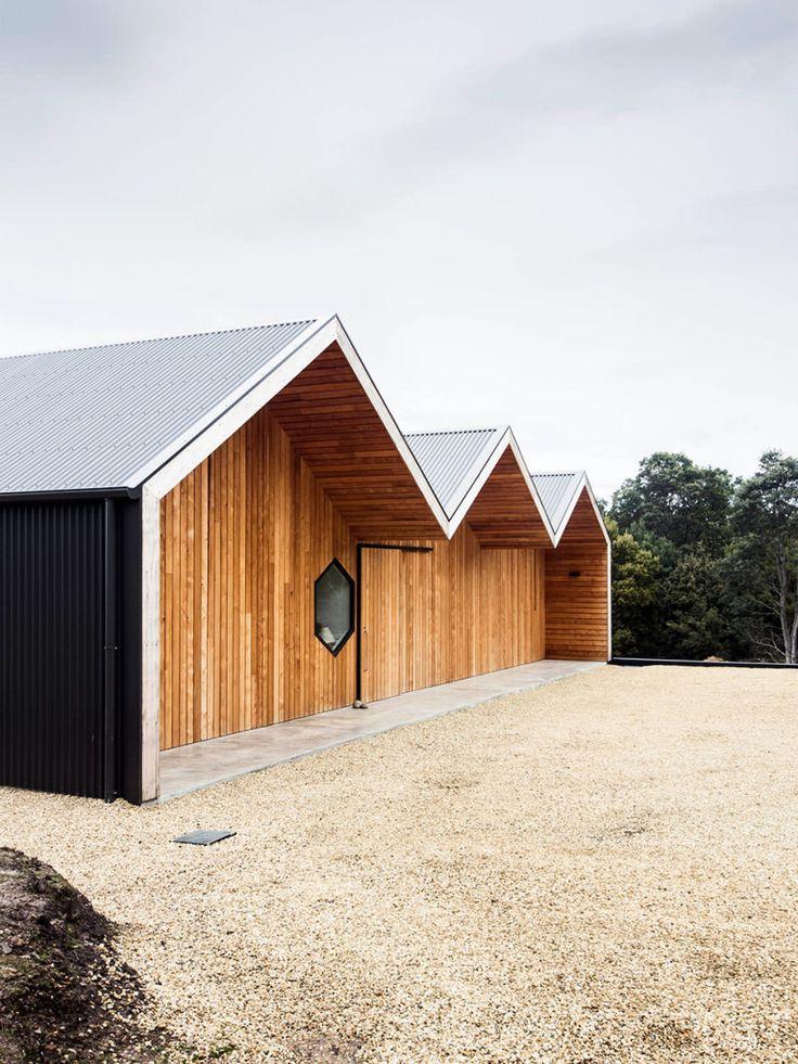 349 best woonschuur images on Pinterest | House design, Log houses ...