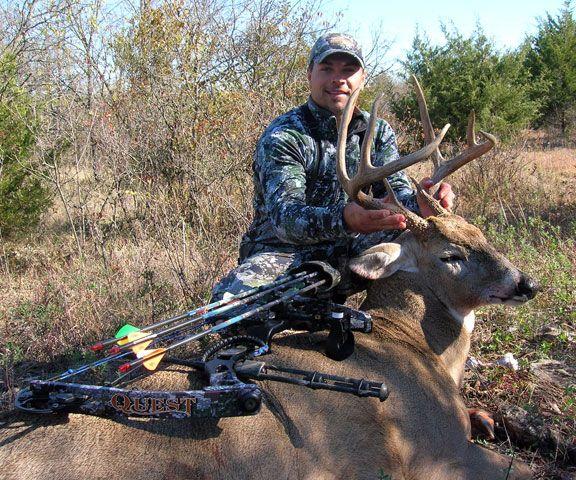 Kansas Deer Hunting Bow Friendly Choices