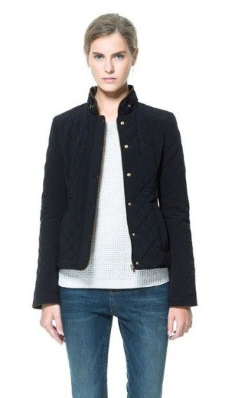 Casual Quilting Cotton Padded Jackets-35.90FREE SHIPPING
