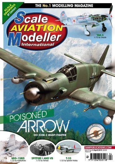 Scale Aviation Modeller International - April 2015