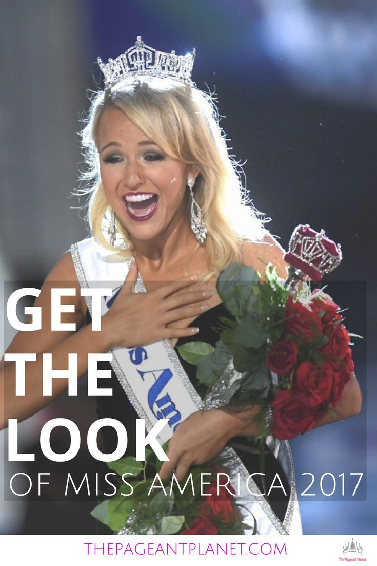 about Miss America 2017 on Pinterest | Miss america, Miss america ...