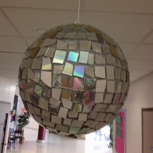 Disco Ball Decorations Cheap: 26 Best Kindergarten Prom Images On Pinterest