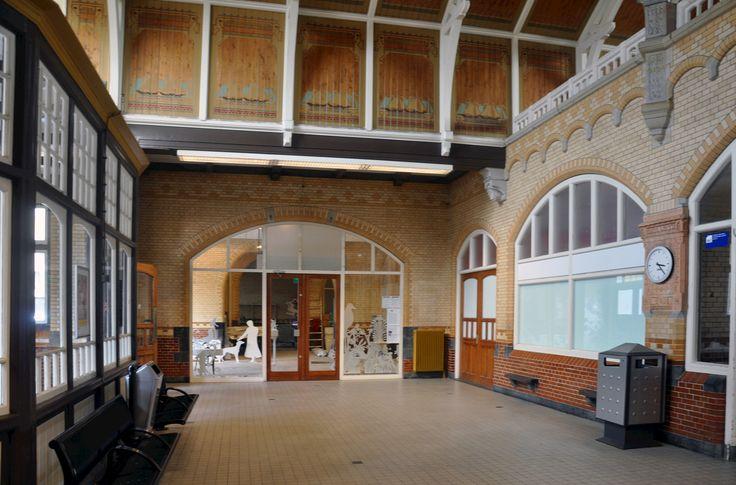 station Zandvoort aan Zee