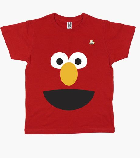 Camiseta Elmo Camiseta niño clásica  19,90 € - ¡Envío gratis a partir de 2 artículos!