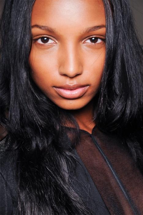 Good looking african women