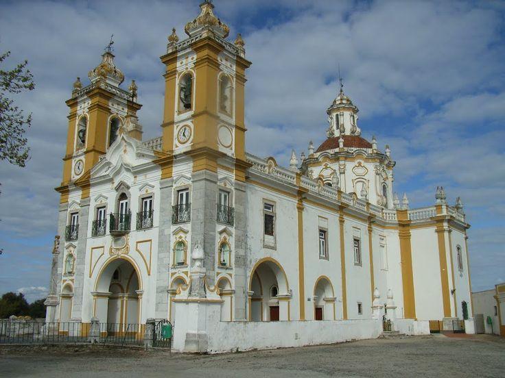 Santuário de Nuestra Señora de Aires, Viana do Alentejo, Portugal