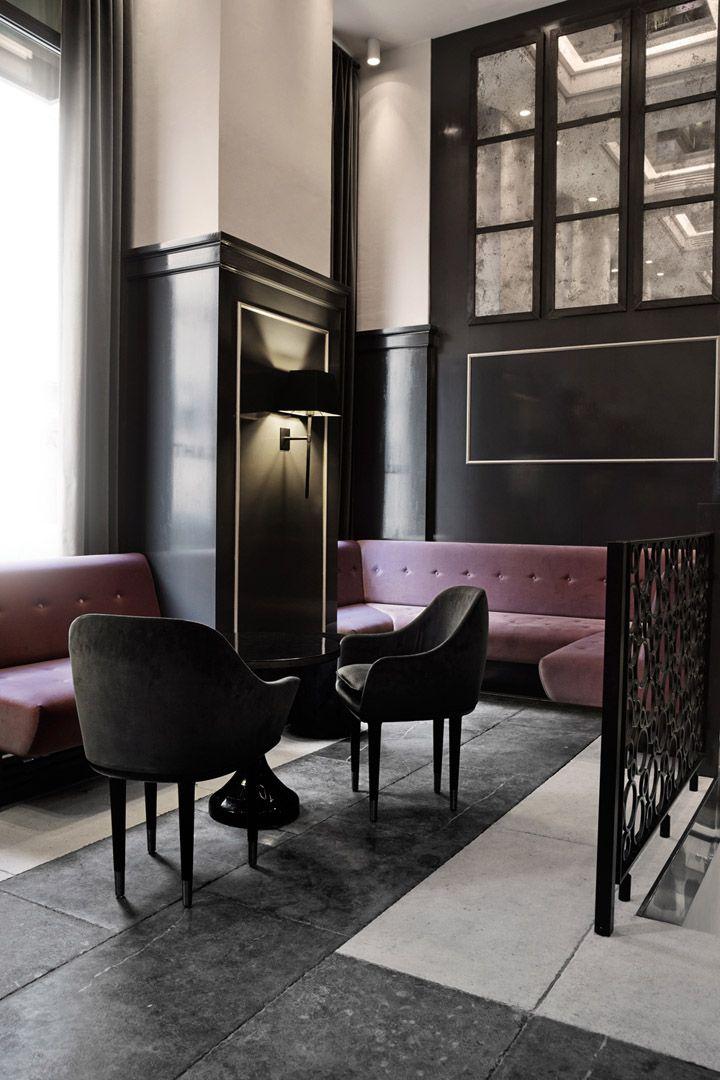 Balthazar Champagne Bar by SPACE Copenhagen, Copenhagen » Retail Design Blog