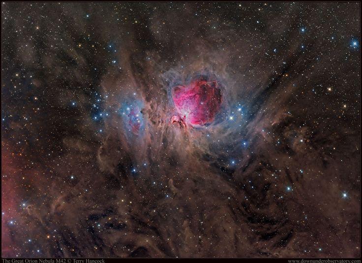 APOD: The Great Orion Nebula M42