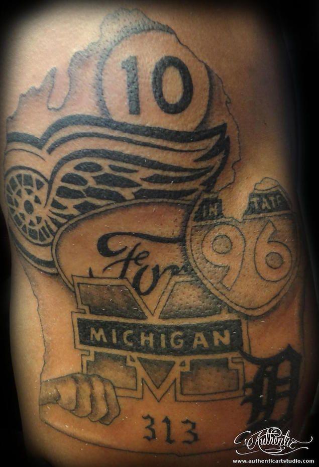 25 best michigan tattoos ideas on pinterest for Best tattoo artists in michigan