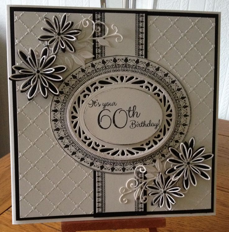 25 best ideas about 60th Birthday Cards – 60th Birthday Card Mum