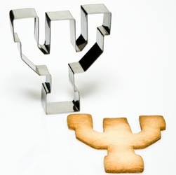 Greek Life Products -  Psi Greek Letter Cookie Cutter, $8.95 (http://greeklifeproducts.com/psi-greek-letter-cookie-cutter/)
