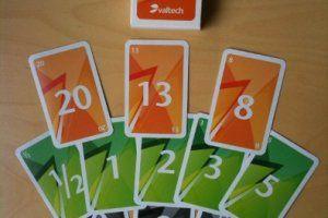 Planning poker in agile