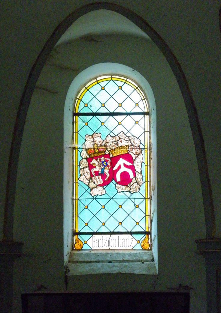Gołuchów Mauzoleum.Grobowiec rodziny Czartoryskich.Wnętrze