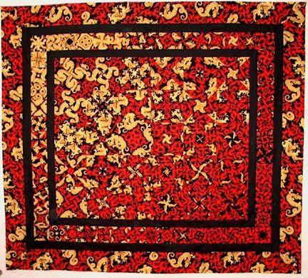 Devon's finished quilt