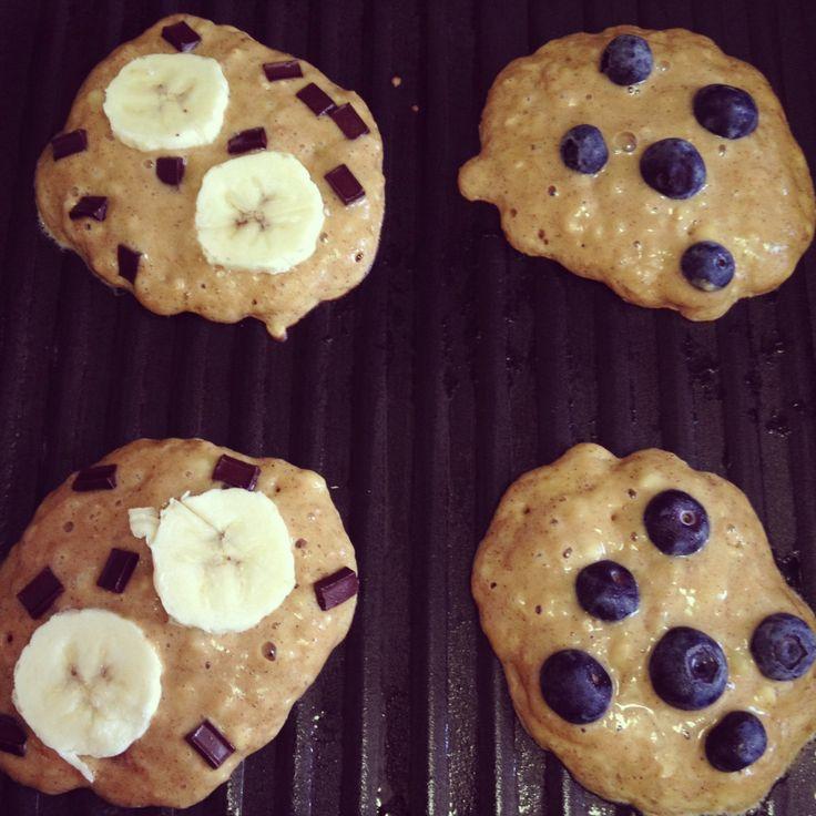 Protein Pancakes (base recipe)