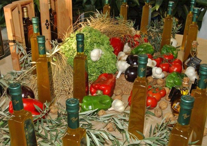 Premios Alimentos de España al Mejor Aceite de Oliva Virgen Extra de la campaña 2012-2013 #Andalucía