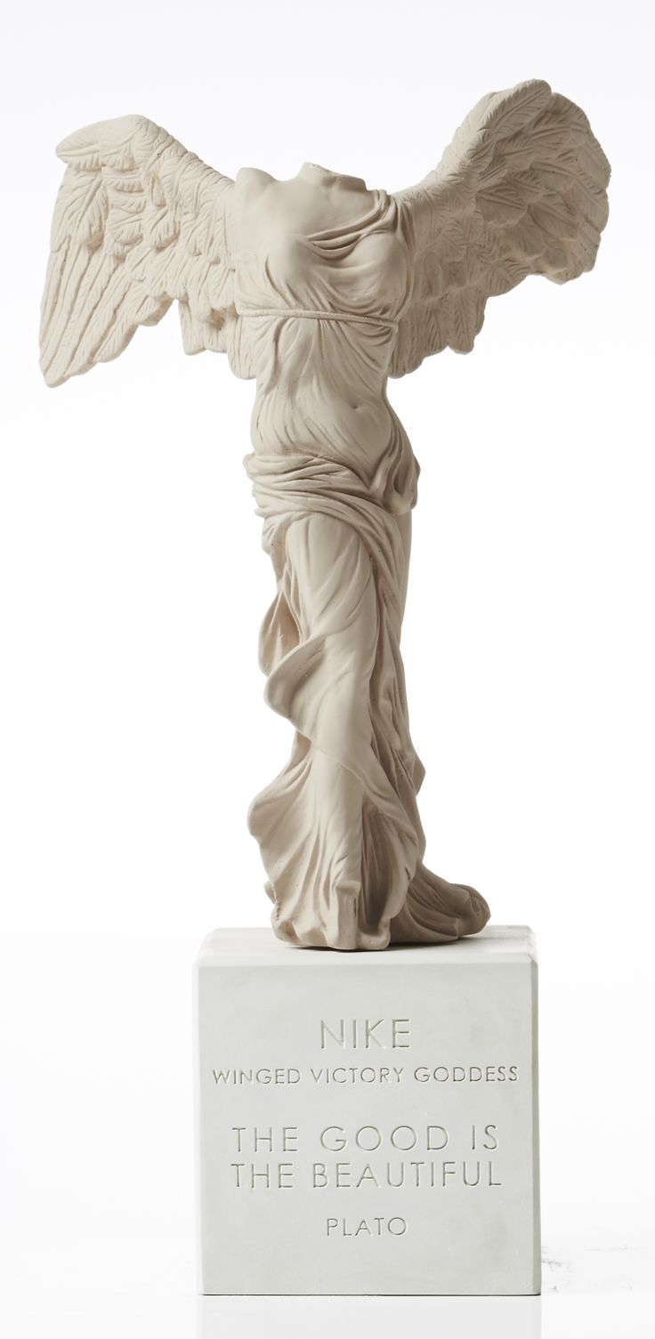 Winged Nike of Samothrace