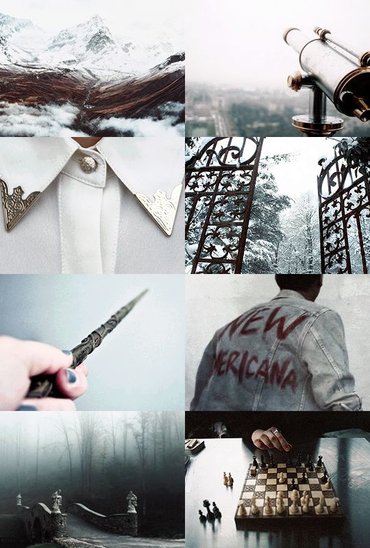 "Wizarding Schools Aesthetic | Ilvermorny School of Witchcraft and Wizardry 1/2: ""The great North American school of magic was founded in the seventeenth century."""