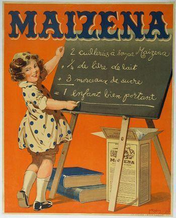 Fue registrada como marca comercial en el año 1856 y adquirida por Corn Products Refining Co. en el año 1900. Maizena se comercializa en todo el mundo y se convirtió en referente del almidón de maíz.