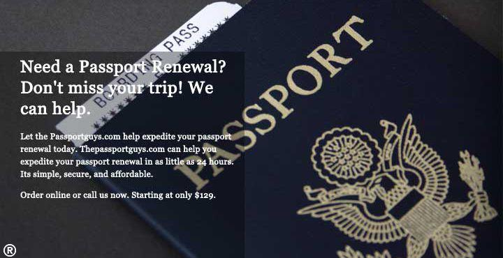 24 Hour Emergency Passport in New Jersey & Philadelphia, Pa | Urgent Passport Renewal | The Passport Guys | www.thepassportguys.com