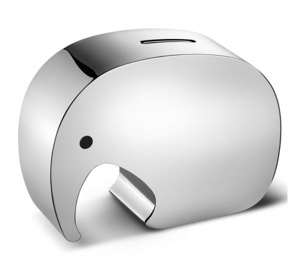 Moneyphant piggy bank is a stylish and classy. With all the classic characteristics of Scandinavian design, Moneyphant is durable, stylish and functional.