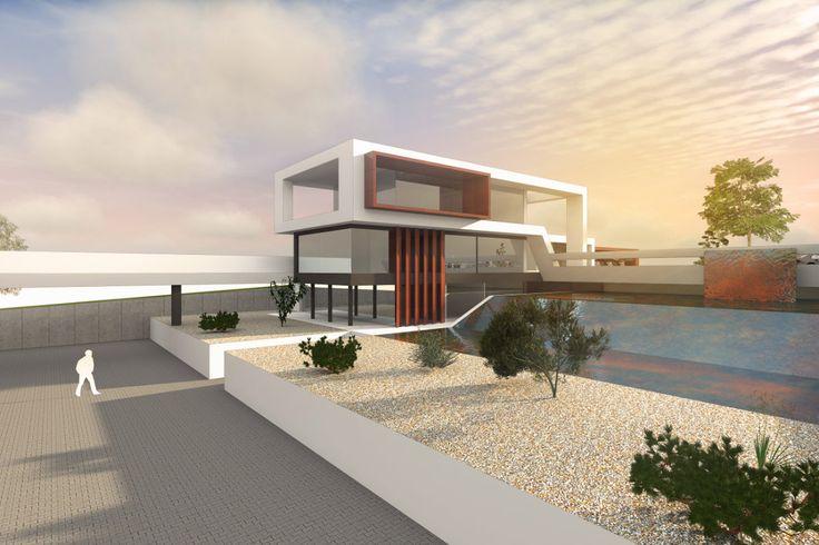 18 best moderne b rogeb ude images on pinterest new construction contemporary design and flow. Black Bedroom Furniture Sets. Home Design Ideas