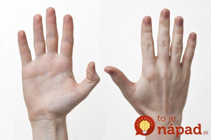 Jednoduchý trik dokáže za 30 sekúnd odstrániť stres a zmierniť bolesť hlavy!