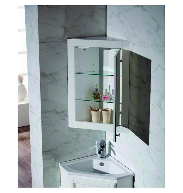 Recent Bathroom Corner Cabinet Glass Doors Made Easy Corner Bathroom Vanity Corner Bathroom Mirror Corner Vanity