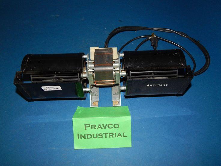 Fasco Gfk-160a Fireplace Blower 7002-2944 115v 60hz 1.2a 3000rpm 1/50(.02)hp